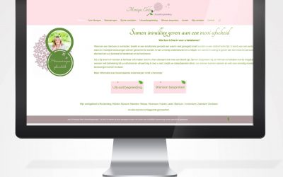 Mijn website is af!